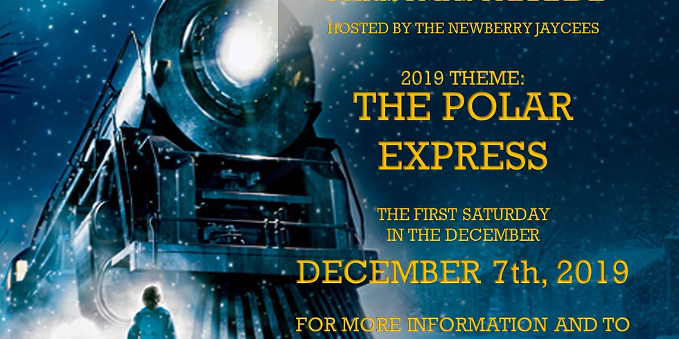 2019 Newberry Christmas Parade