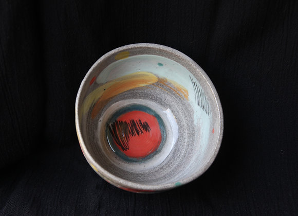 Painted Snack bowl 2 (SC)