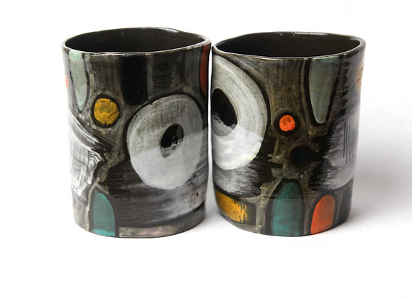 Pair of Tumblers (12 + ounces)