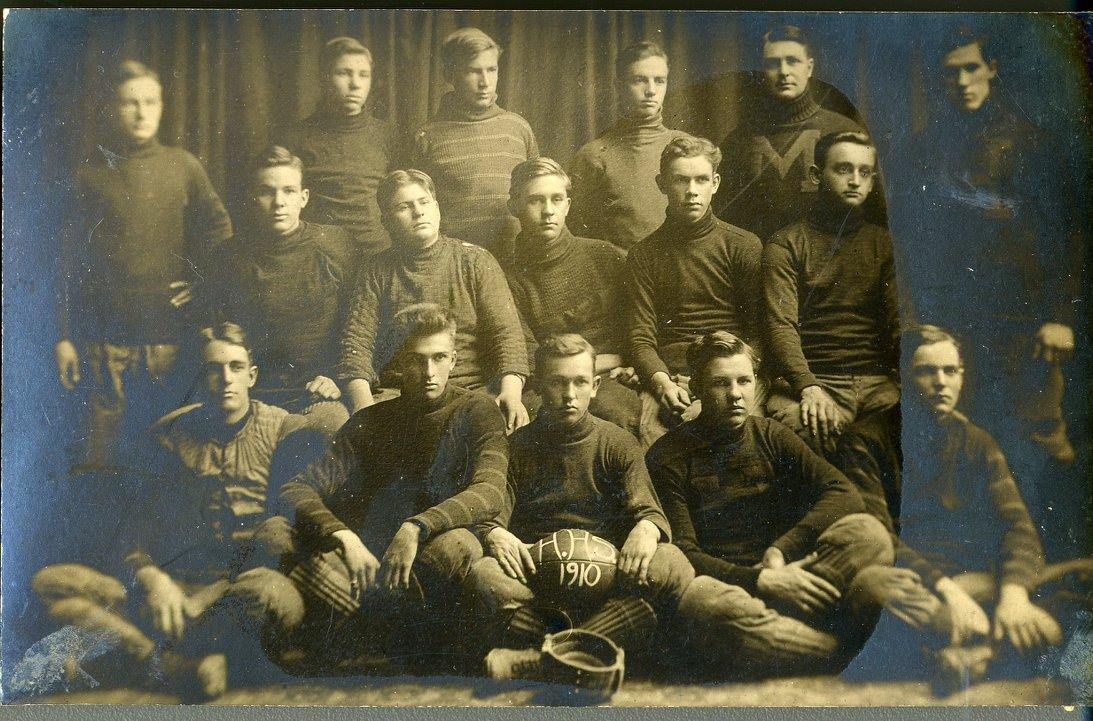 1910 Hannibal High Football