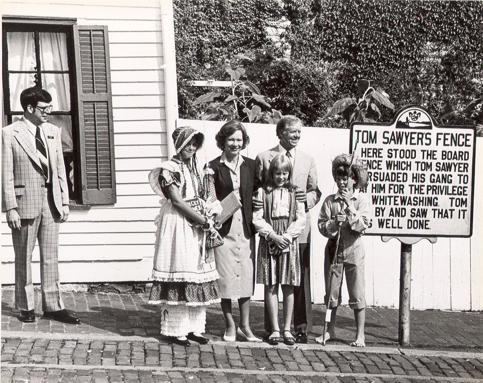President Carter & Family