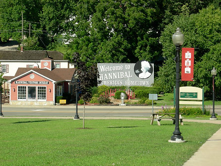 Hannibal Visitors Bureau