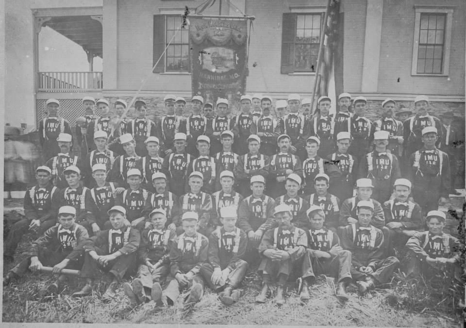 Hannibal Iron Molders Union c. 1900