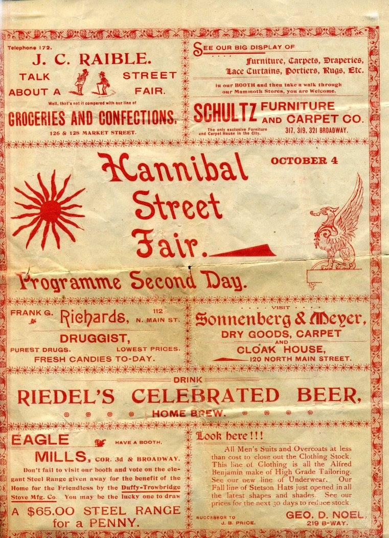 1899 Street Fair