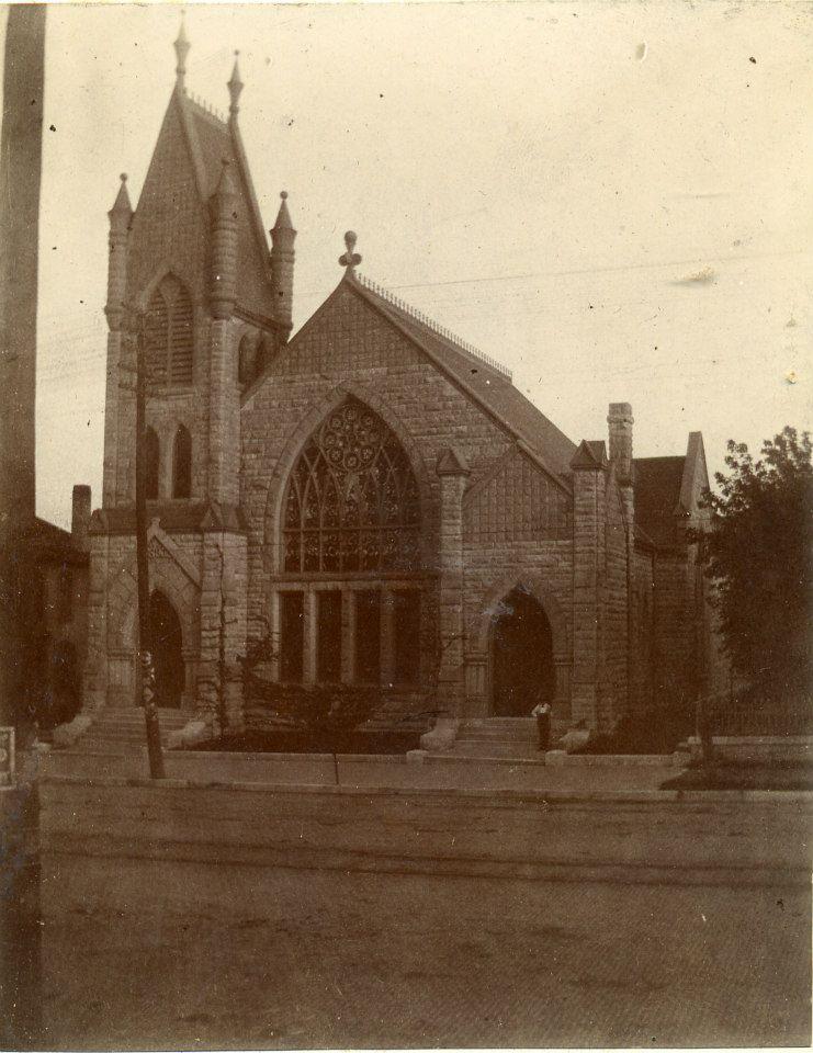 1895 First Christian Church