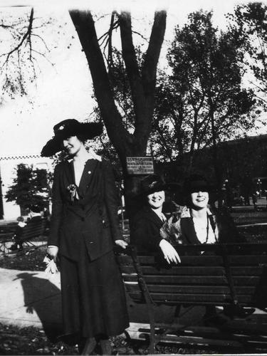 Central Park 1915