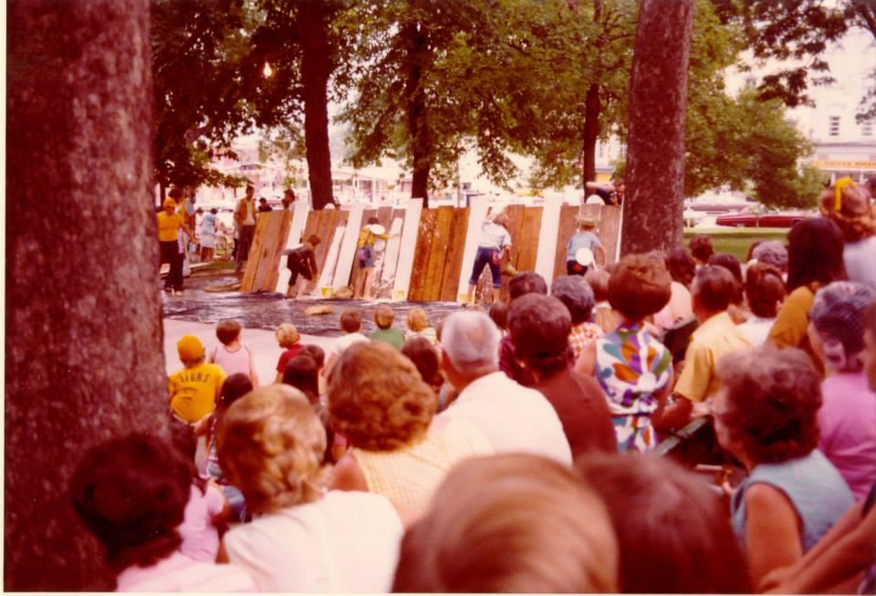 1973 Central Park