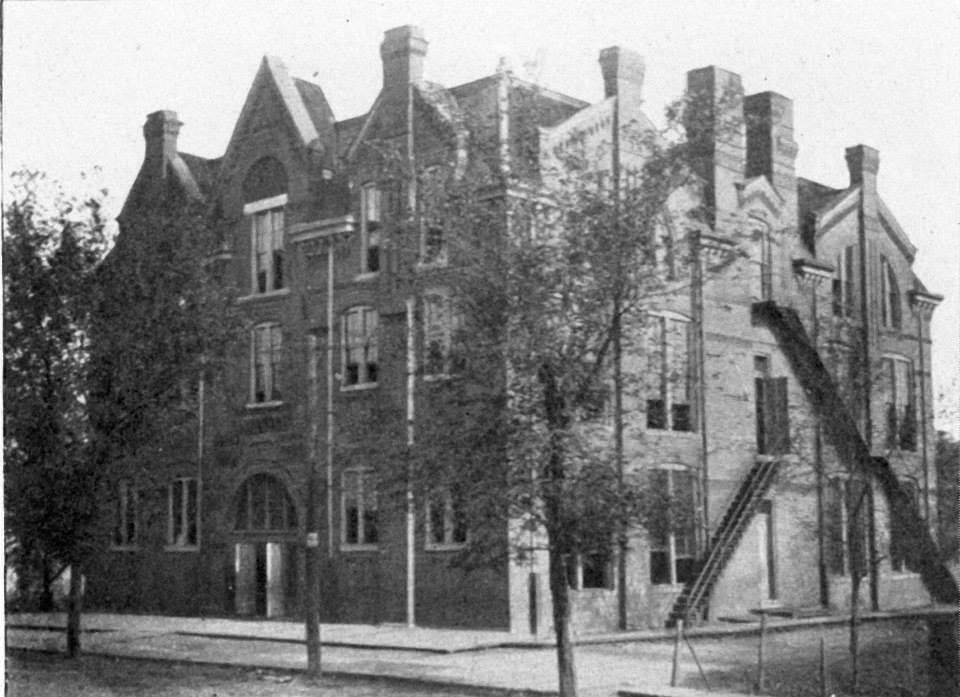 1901 West School