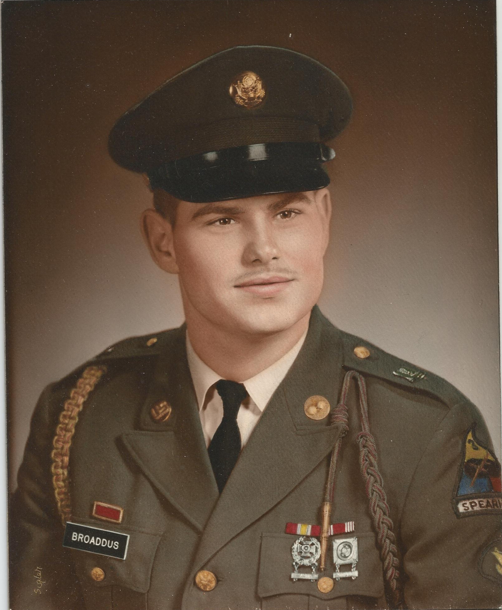 Sgt. Ronald Broaddus