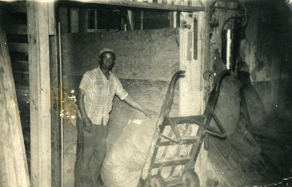 Reavis Wool Shop 1953