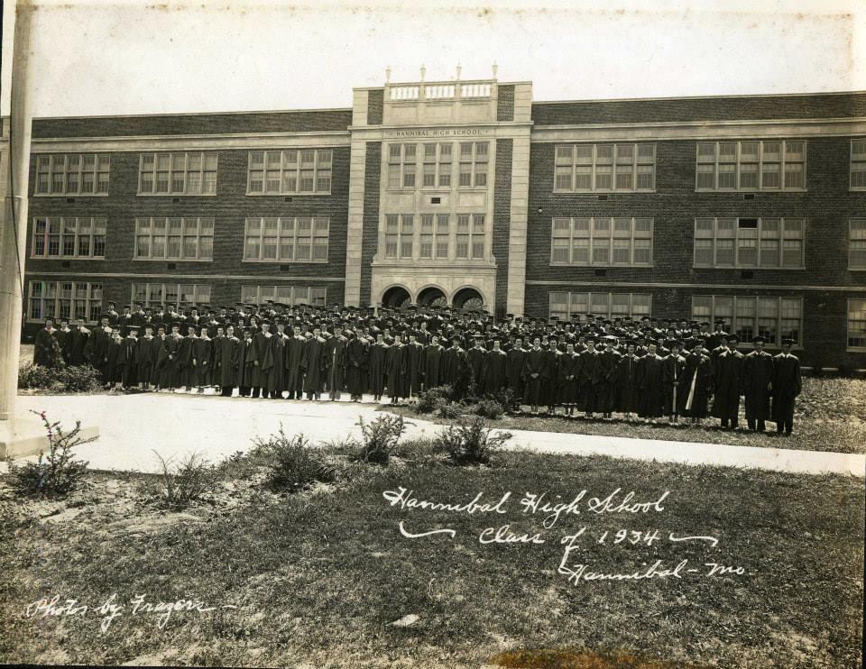 1934 Hannibal High School
