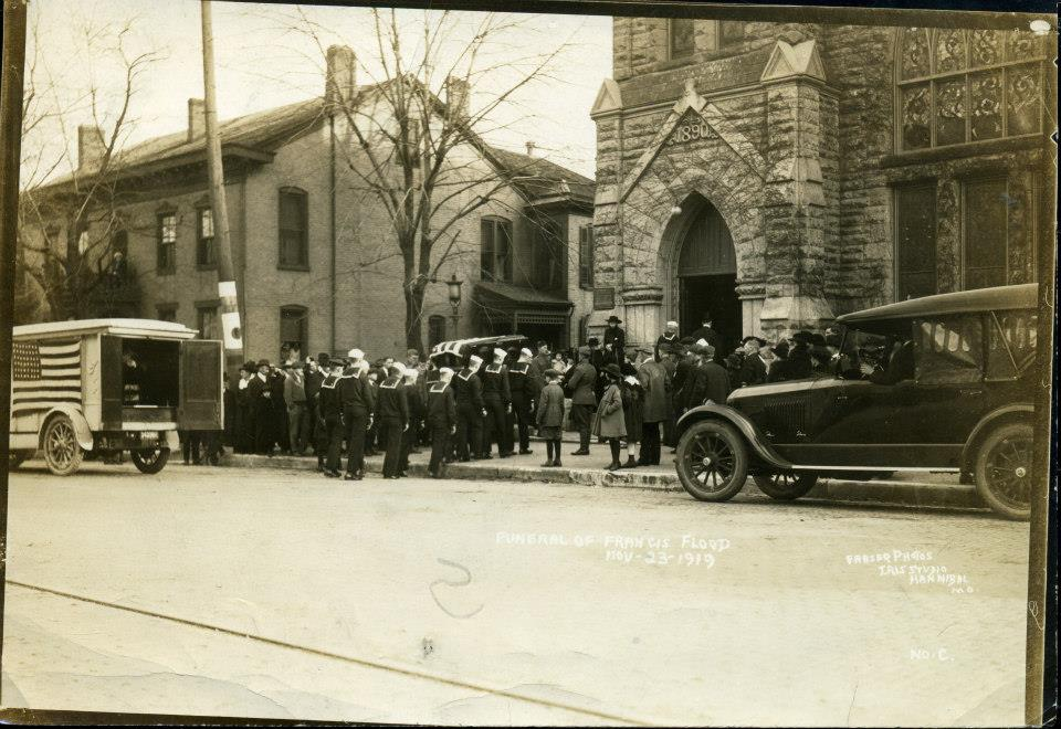 Francis Flood Funeral