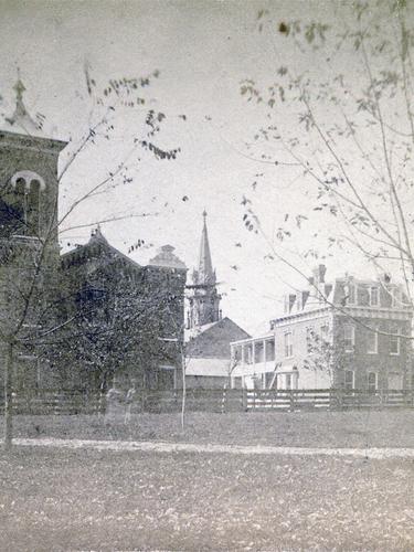 Central Park Pre-1878
