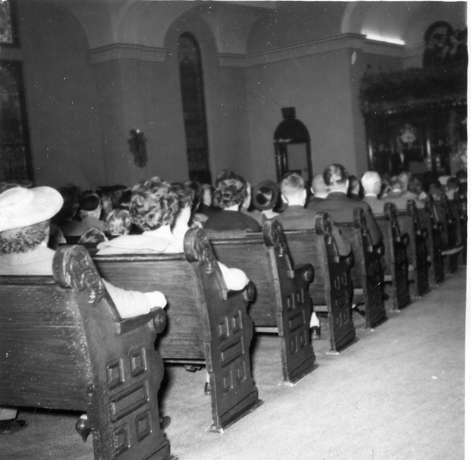 5th St Baptist 1958