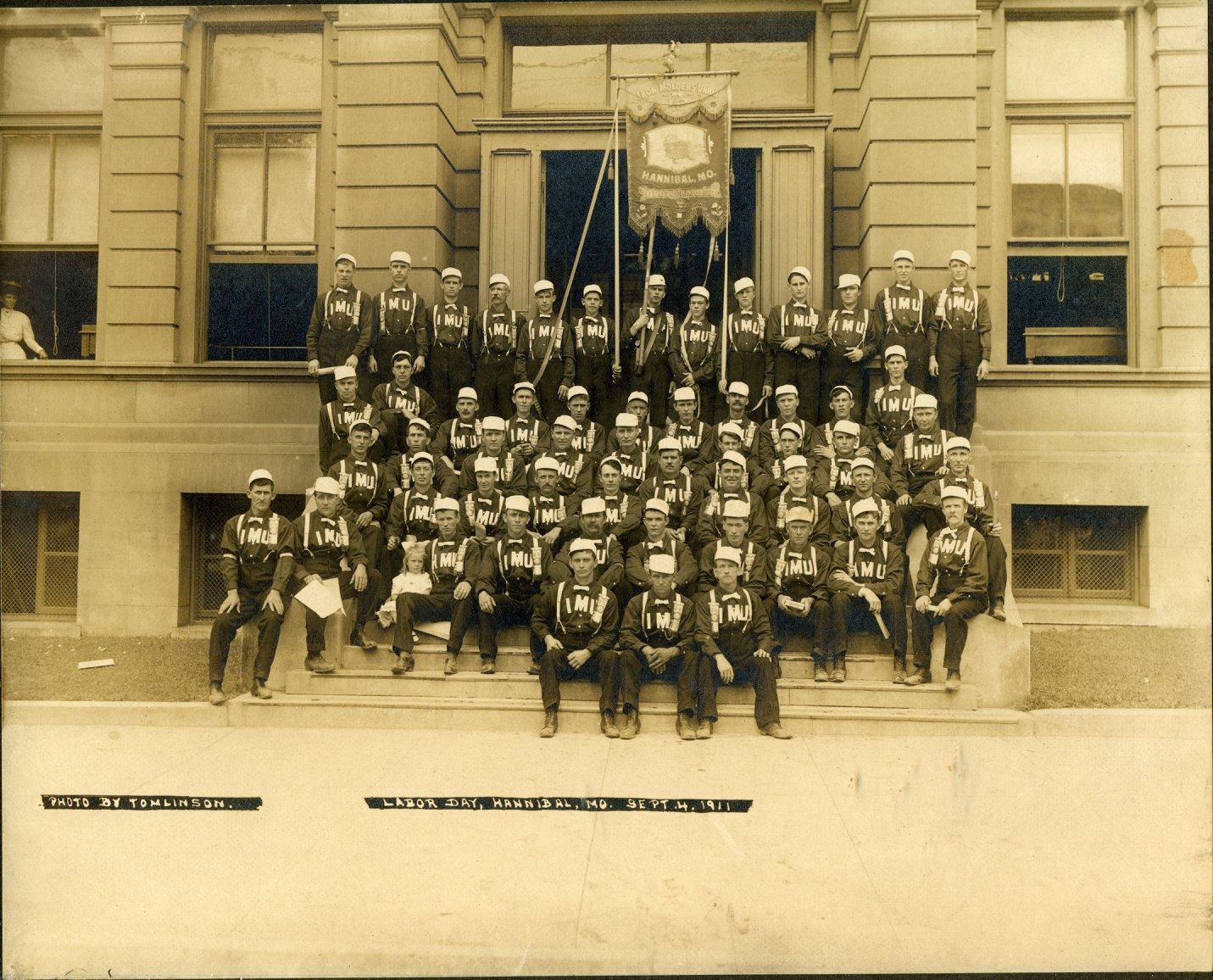 Iron Molders Union No. 2