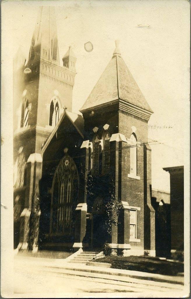 St. John's Lutheran Church 1915