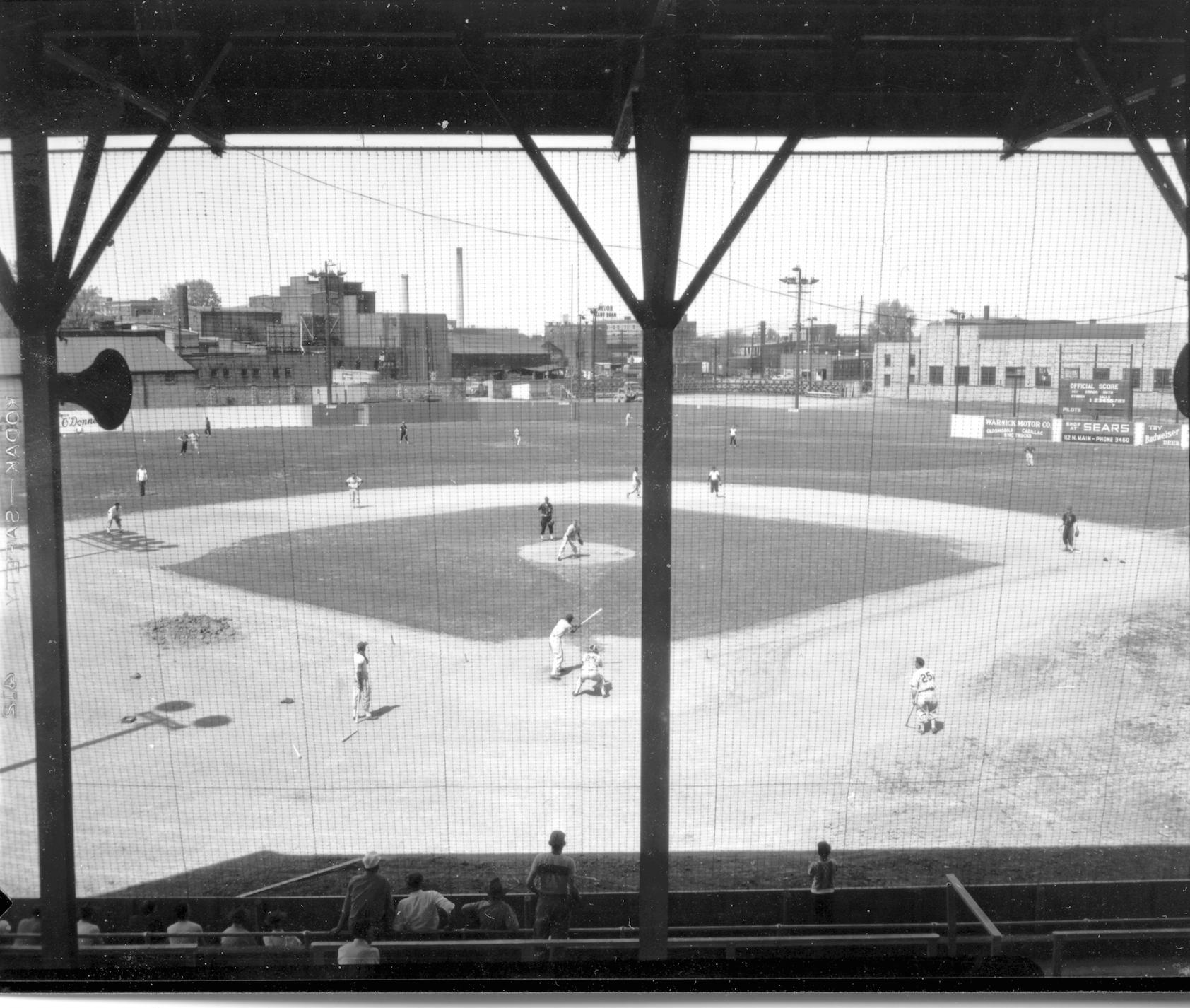 Clemens Field Baseball
