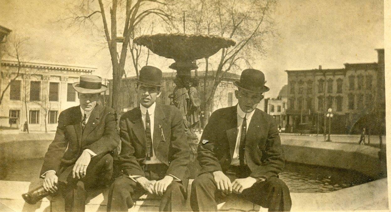 City Central Park 1915