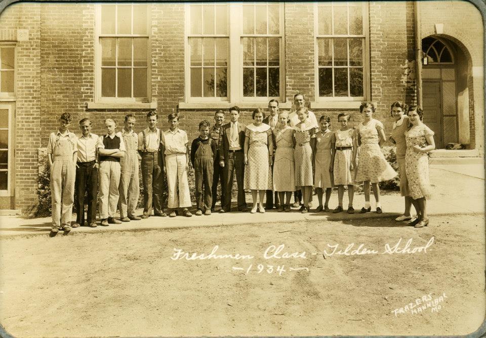 Tilden School 1934