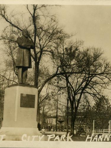 Central Park 1920s