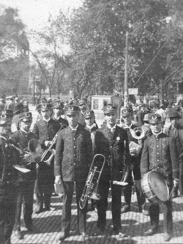 Central Park circa 1901-1909