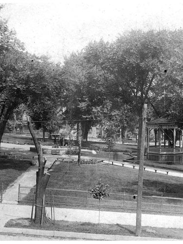 Central Park circa 1870-1910