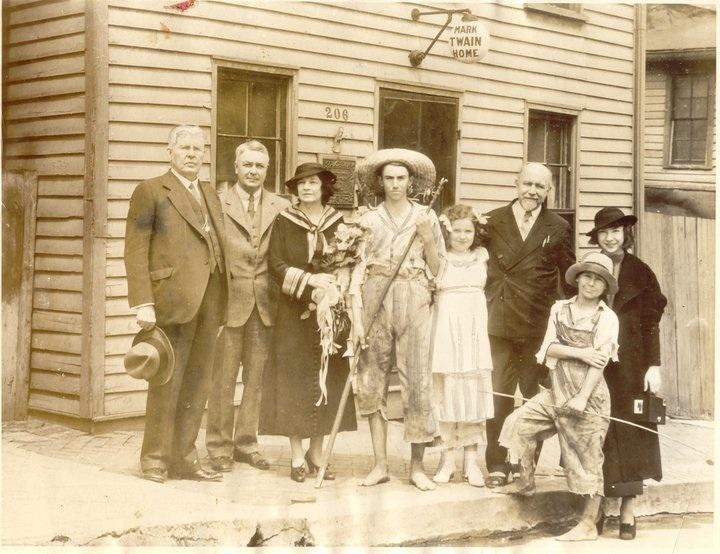 Mark Twain's Family
