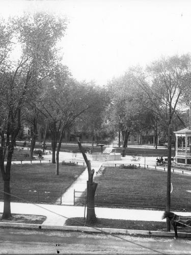 Central Park after 1870