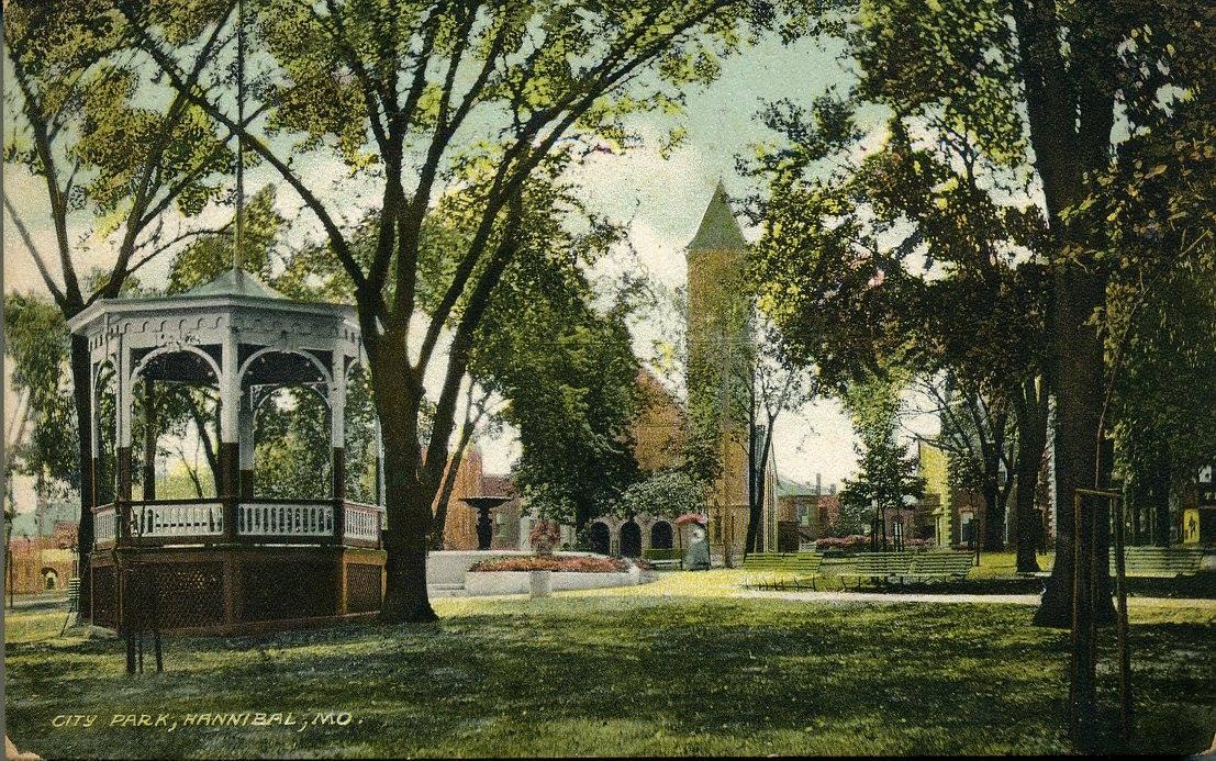 Central Park 1907