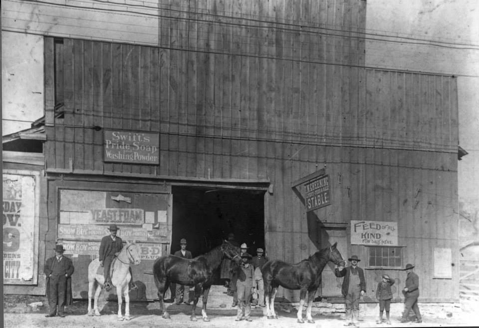 Third St. Livery Stables
