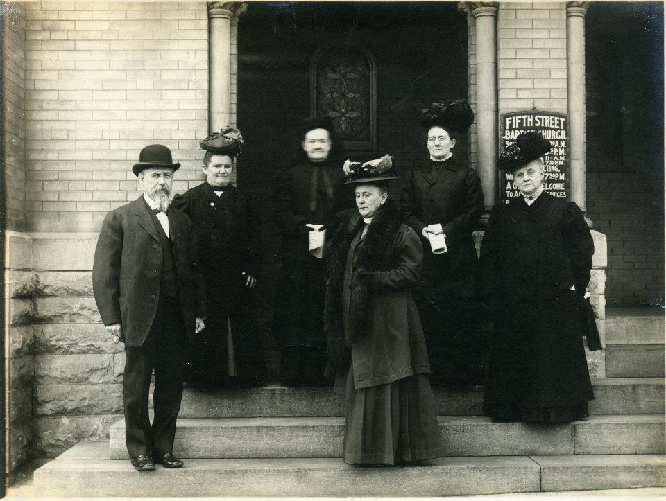 1909 Fifth Street Baptist