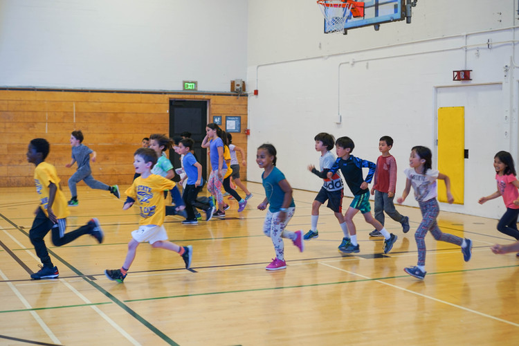 Our kids in team sports