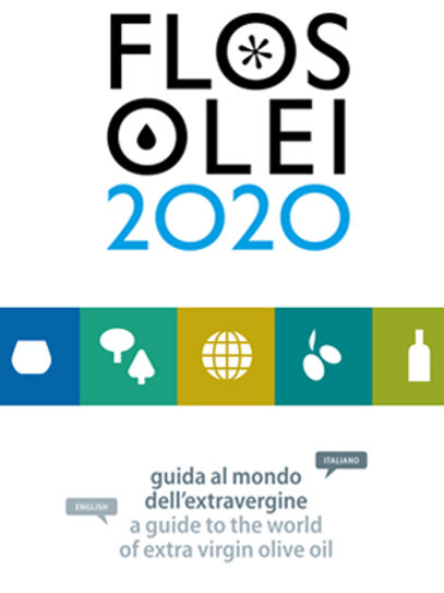 FLOS OLEI 2020 Olive Oil Guide Book-TOP 500 PRODUCERS