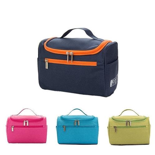 Unisex Large Waterproof Cosmetic Bag