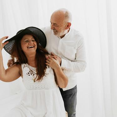 Sesja WHITE - Lidia & Ryszard