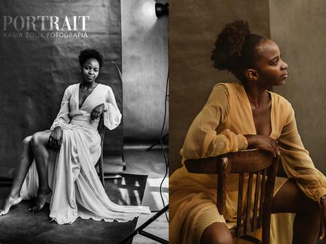 Sesja portretowa ART - Ellah