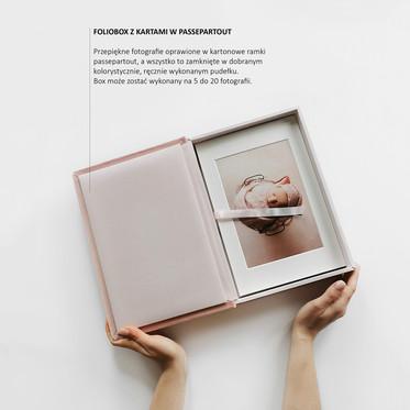 Folio Box- Ekskluzywne pudełko ze zdjęciami w nowym rozmiarze
