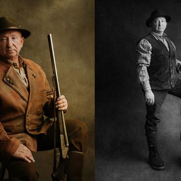 Sesja portretowa ART - Janusz