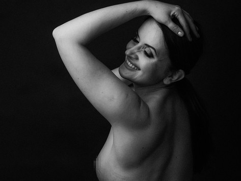 Sesja portretowo kobieca ART - Monika