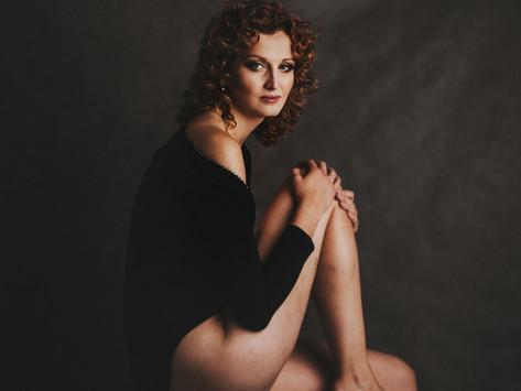 Sesja portretowo kobieca ART - Michalina