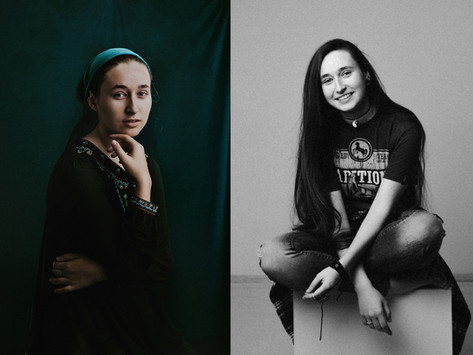 Sesja portretowa ART - Julia