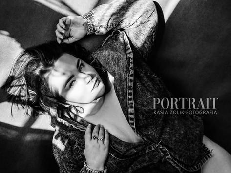Sesja portretowa ART - Ola
