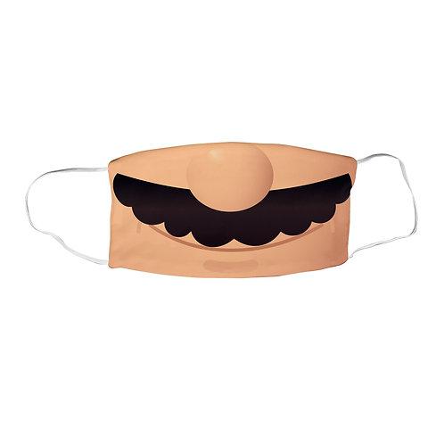 Super Mario Mustache Face Mask