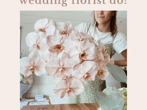 What Does a Wedding Florist Do?