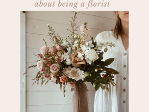 6 Things You Didn't Know About Being a Florist