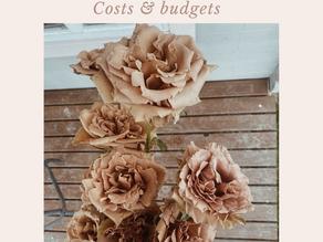 Wedding Flower Prices - Bowral
