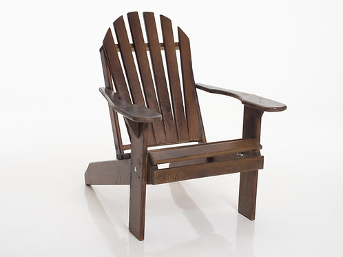 Standard Adirondack Chair Walnut