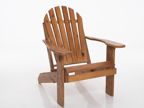 Standard Adirondack Chair Pecan