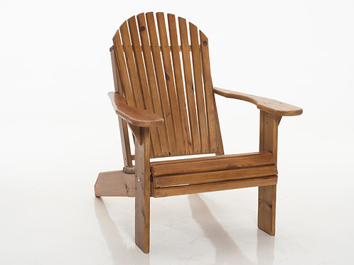 Premium Adirondack Chair Pecan