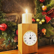 Candle Clock Tower
